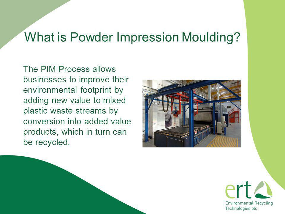 What is Powder Impression Moulding