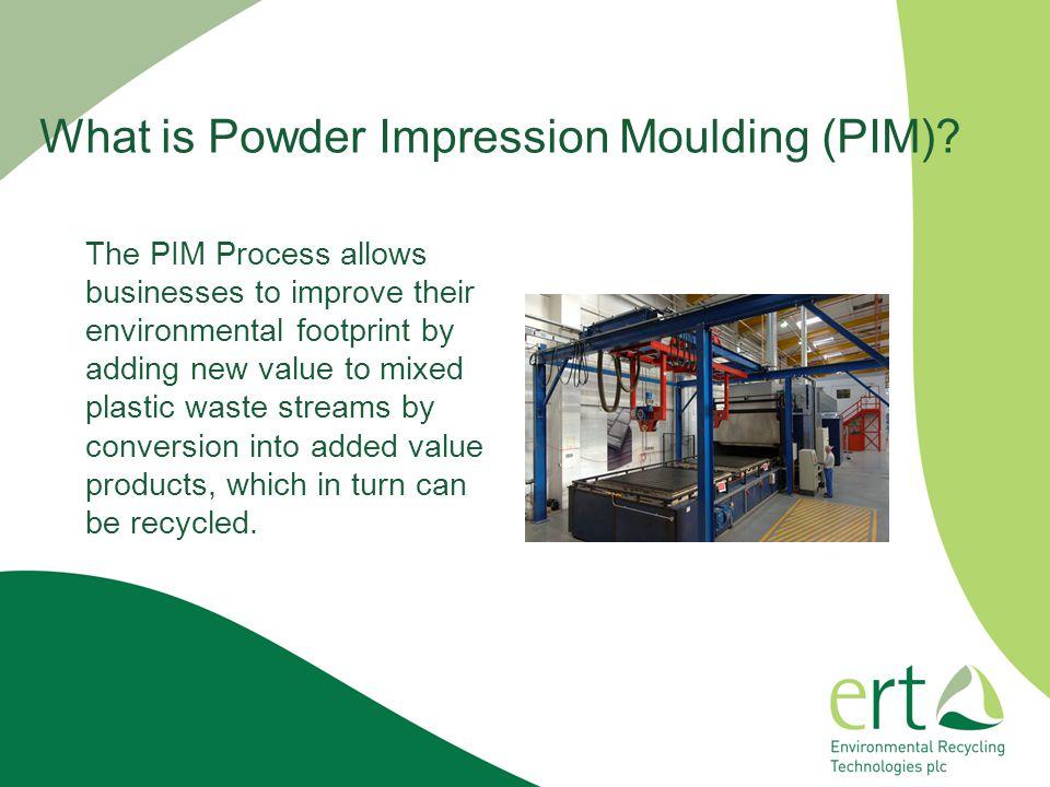 What is Powder Impression Moulding (PIM)