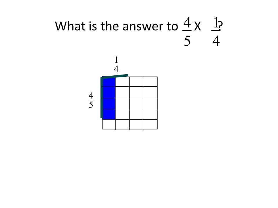 What is the answer to X 45 14 1 4 4 5