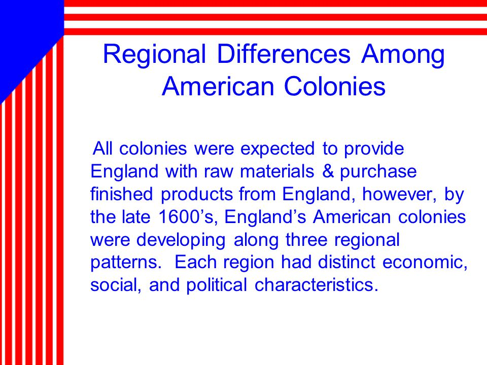 the different reasons why the american colonies were established American colonies there were various reasons why the american colonies were established the three most important themes of english colonization of america were religion, economics, and government the most important reasons for colonization were to seek refuge, religious freedom, and economic opportunity.