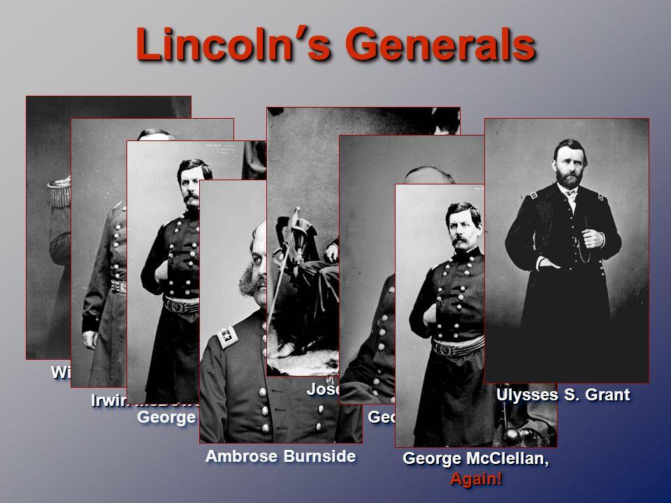 George McClellan, Again!