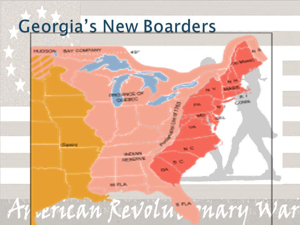 Georgia's New Boarders