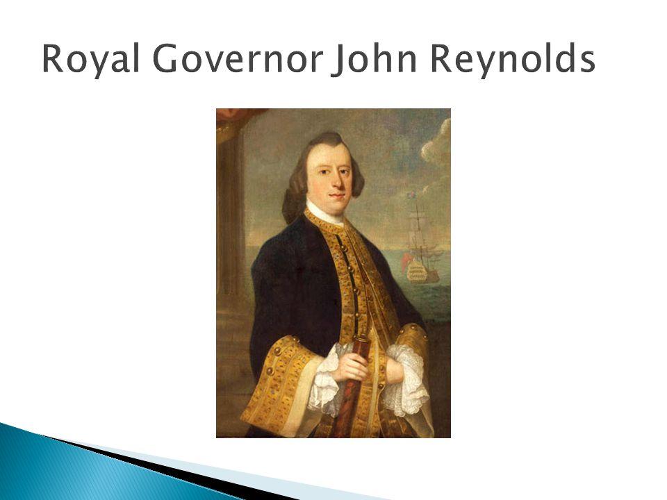 Royal Governor John Reynolds