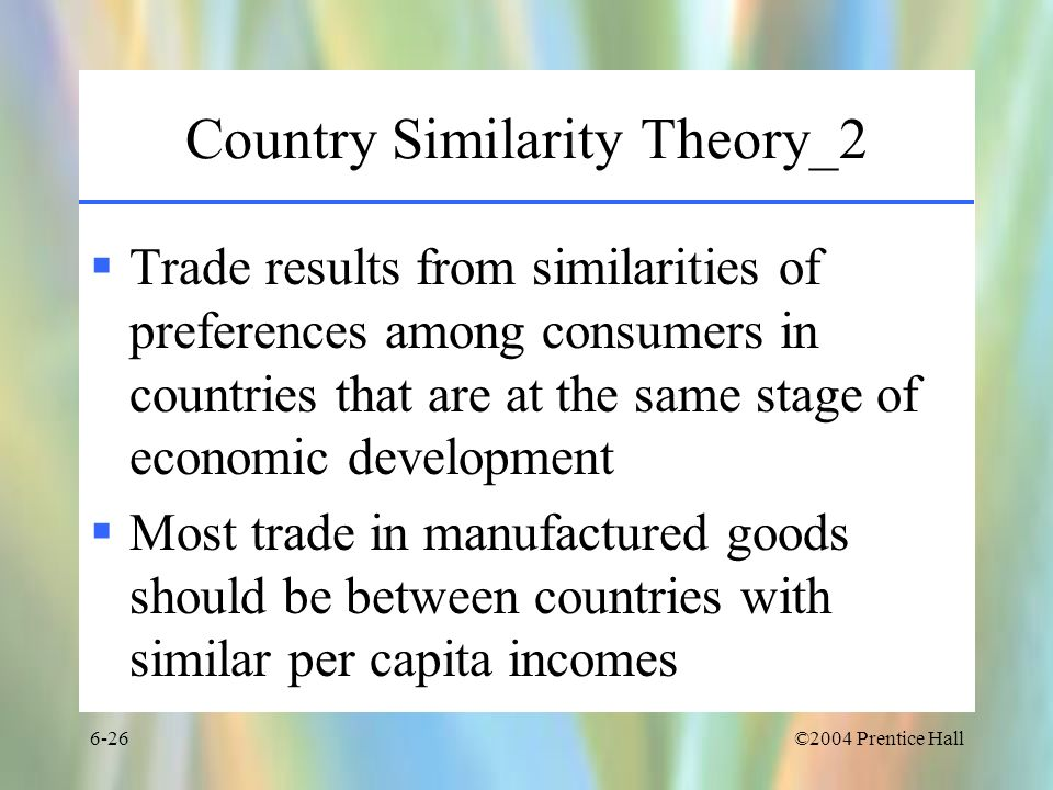 Country Similarity Theory_2