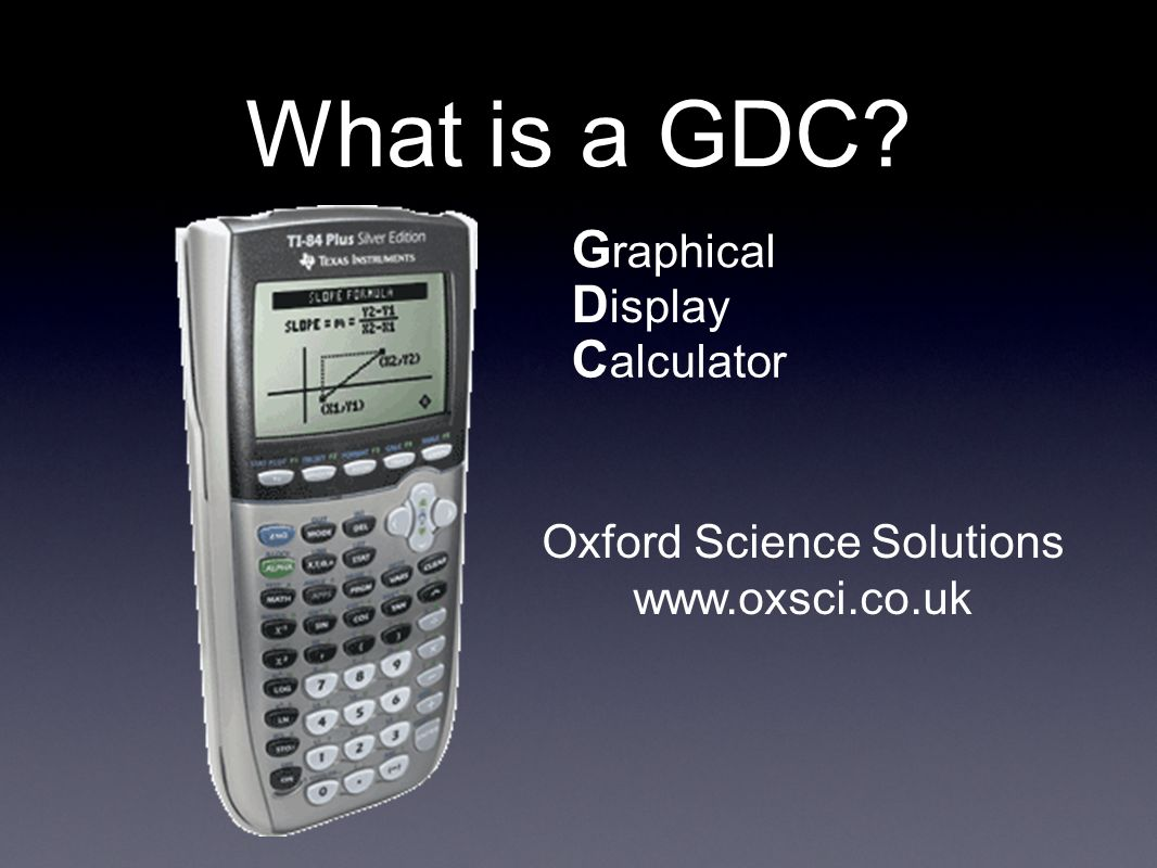 Oxford Science Solutions