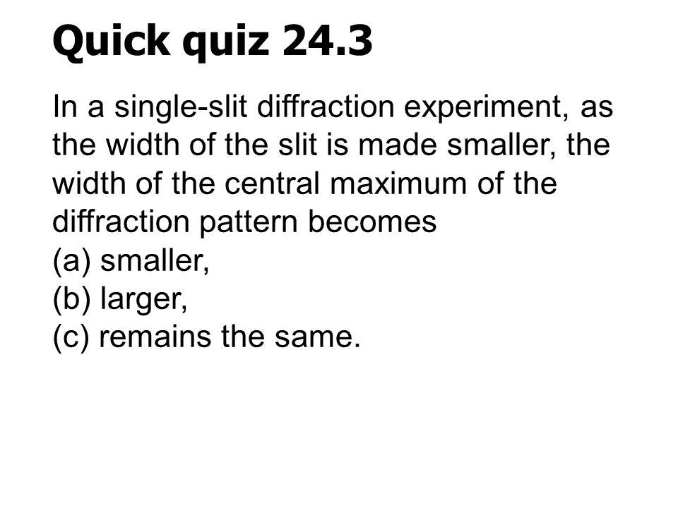 Quick quiz 24.3