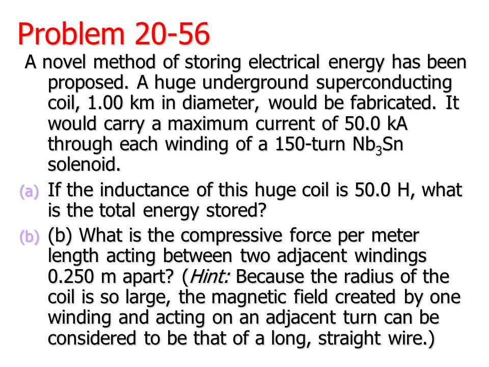 Problem 20-56