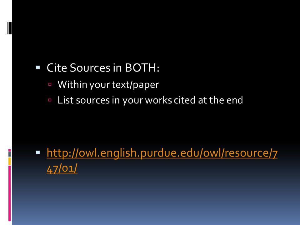 http://owl.english.purdue.edu/owl/resource/7 47/01/