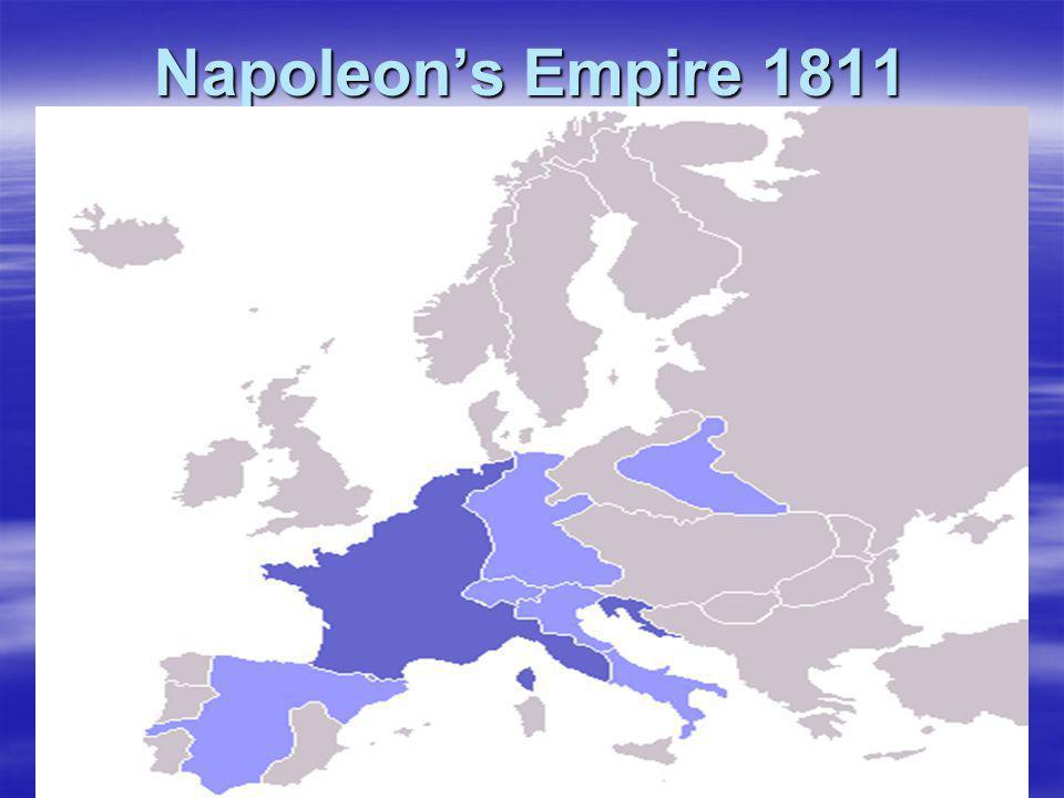 Napoleon's Empire 1811