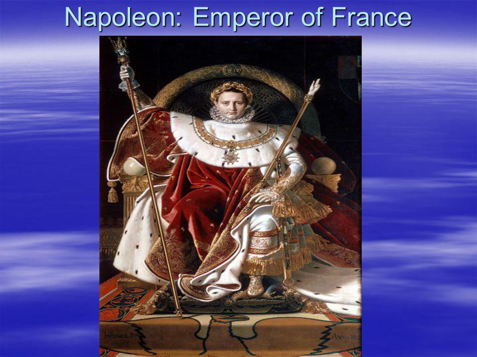 Napoleon: Emperor of France