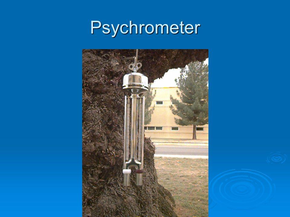 Psychrometer