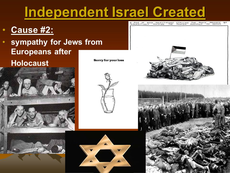 Independent Israel Created