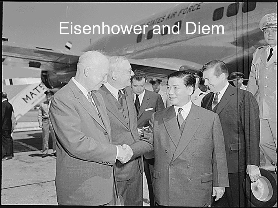 Eisenhower and Diem