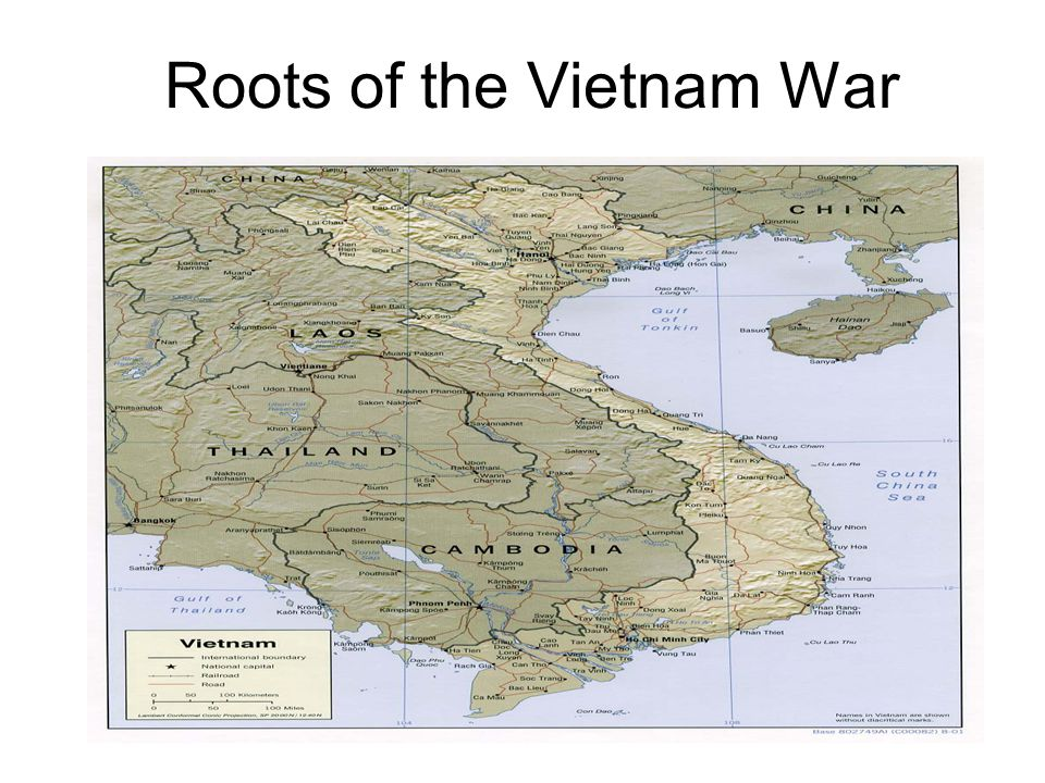 Roots of the Vietnam War
