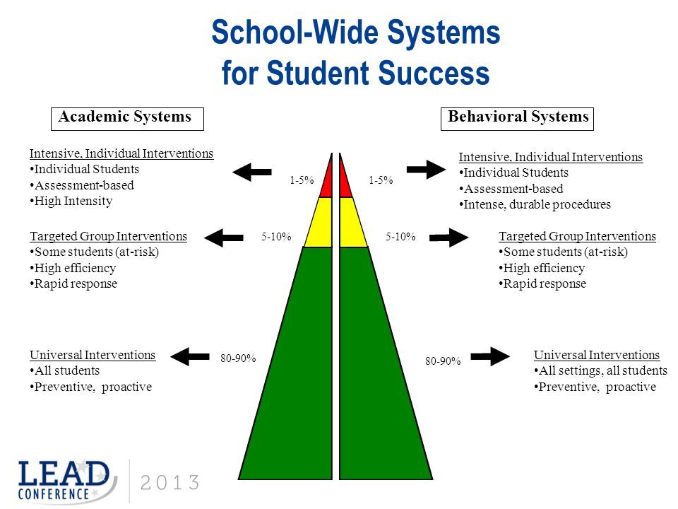 School-Wide Systems for Student Success