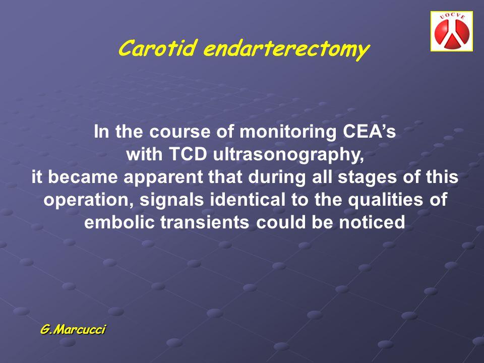 Carotid endarterectomy