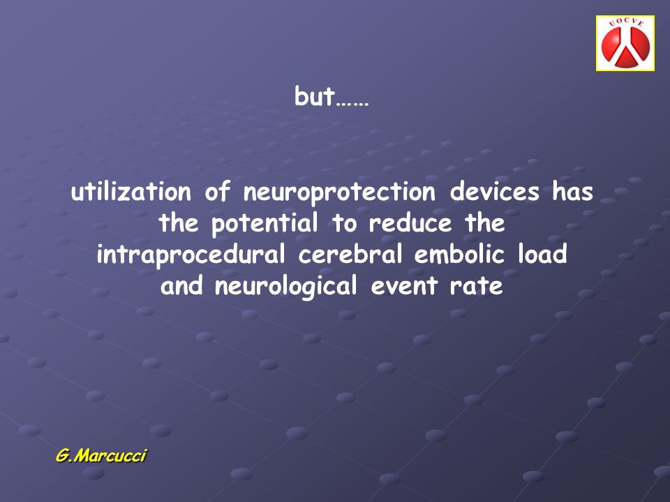 and neurological event rate