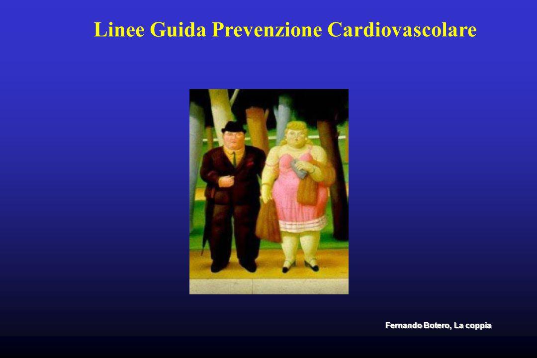 Linee Guida Prevenzione Cardiovascolare