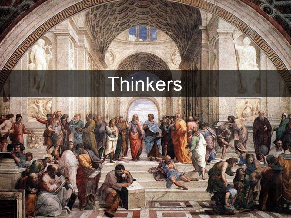 Thinkers 11