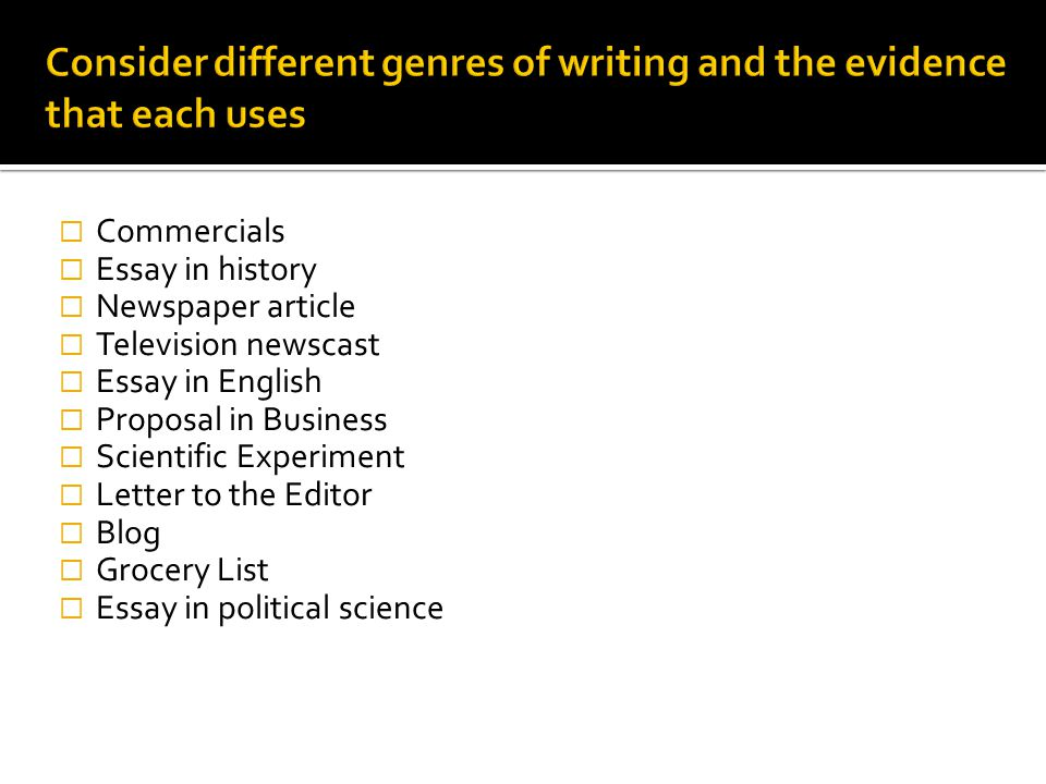 Nominalizations in scientific and political genres