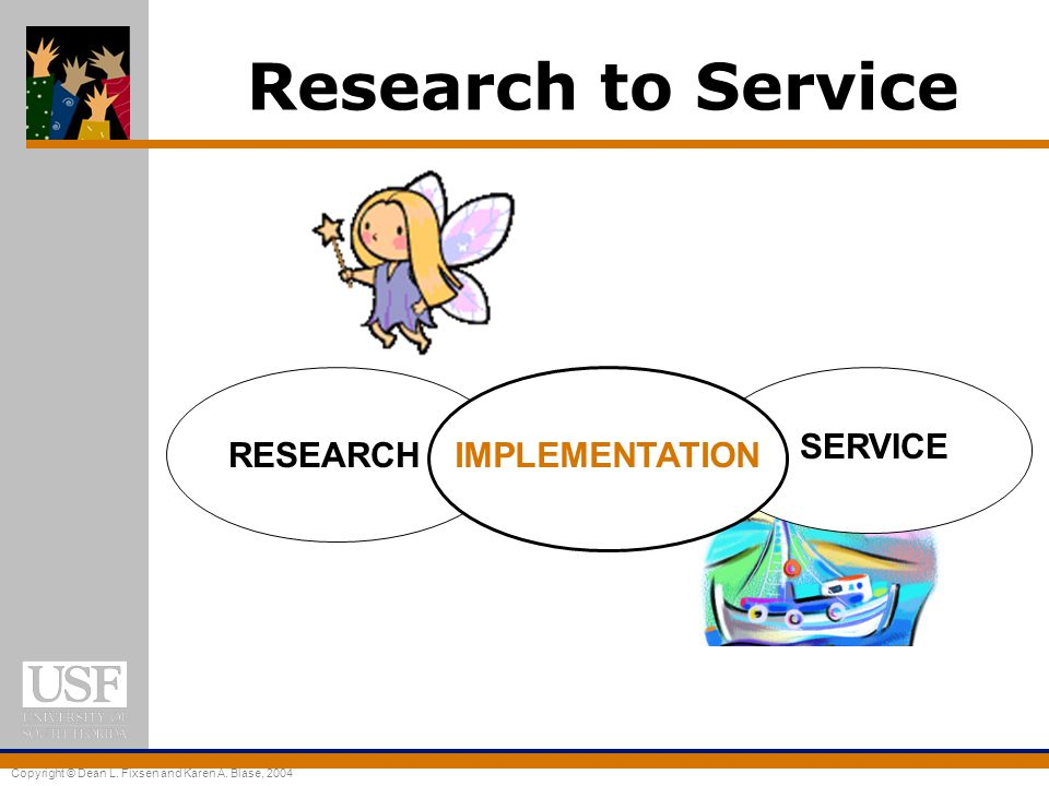 Research to Service GAP RESEARCH IMPLEMENTATION SERVICE