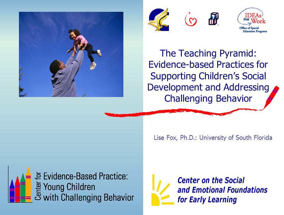 Lise Fox, Ph.D.: University of South Florida