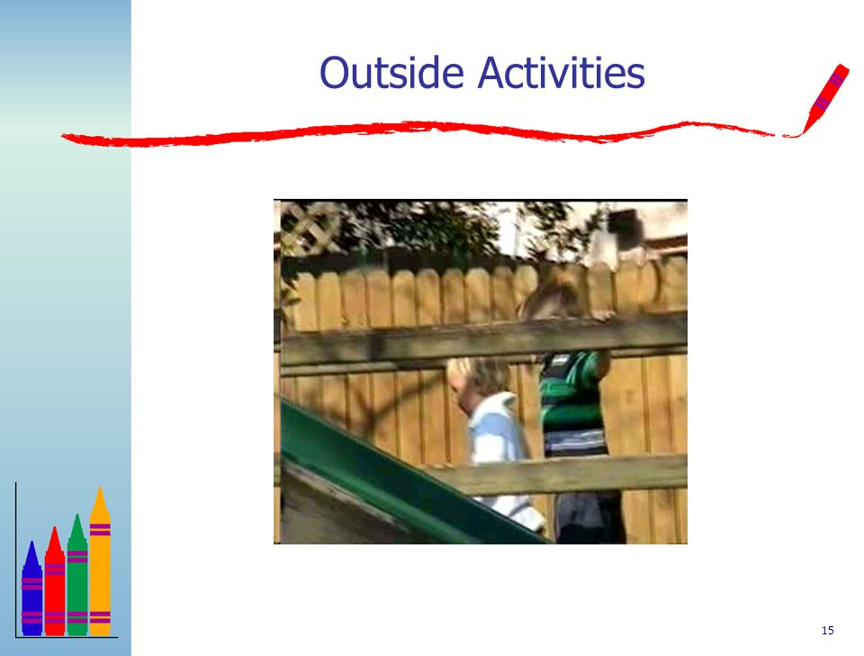 Outside Activities