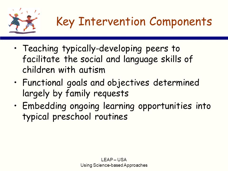 Key Intervention Components