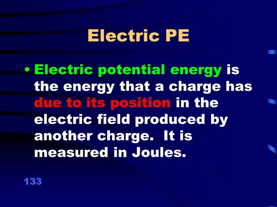 Electric PE