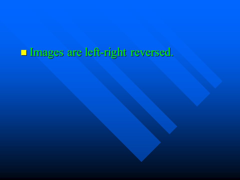 Images are left-right reversed.