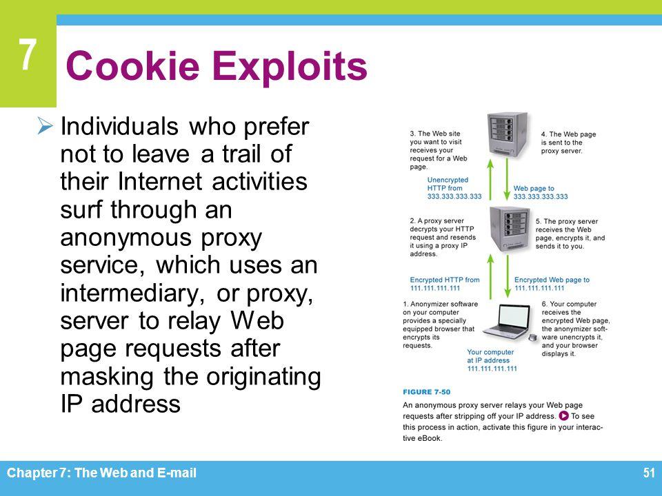 Cookie Exploits