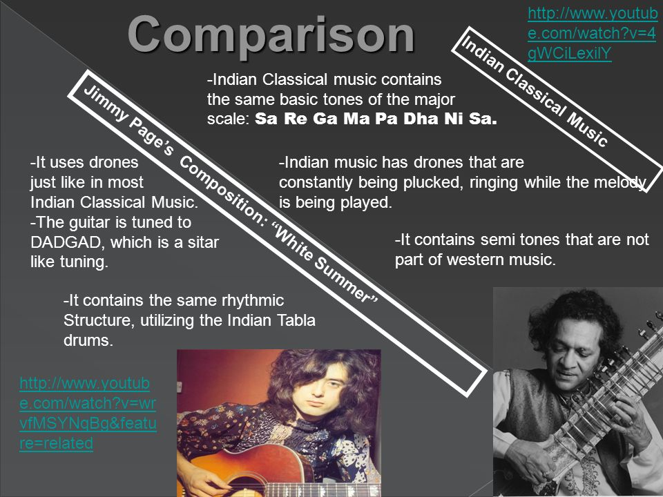 Comparison http://www.youtube.com/watch v=4gWCiLexilY