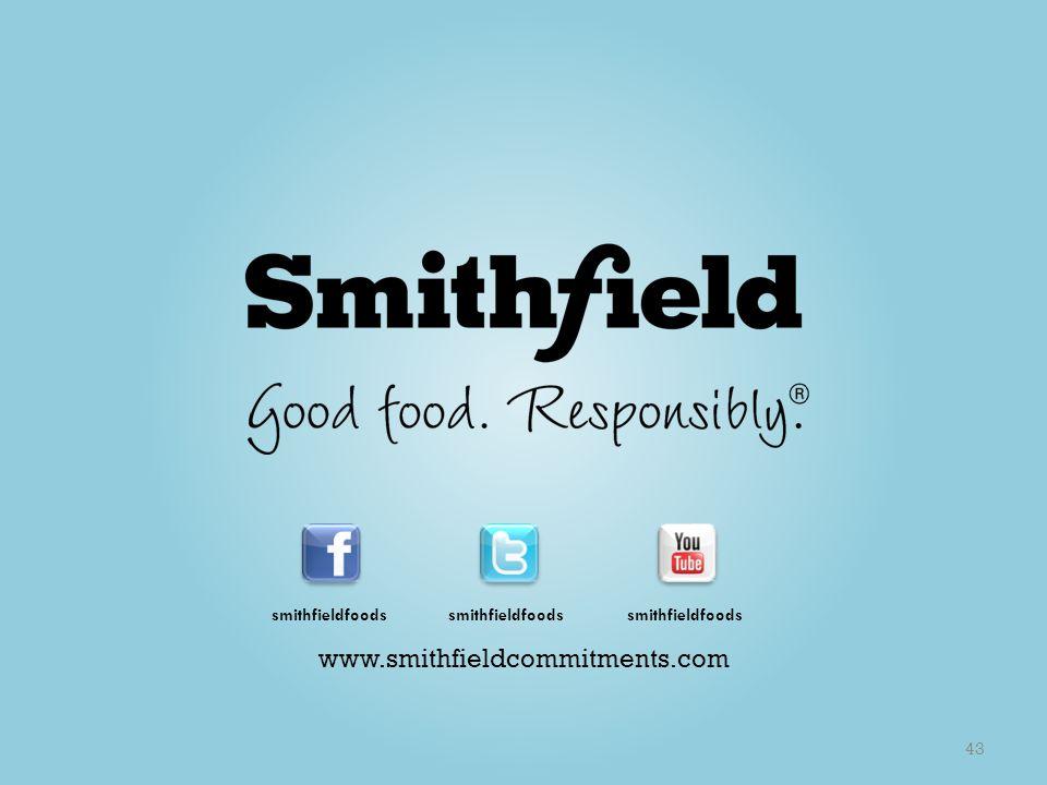 www.smithfieldcommitments.com smithfieldfoods smithfieldfoods