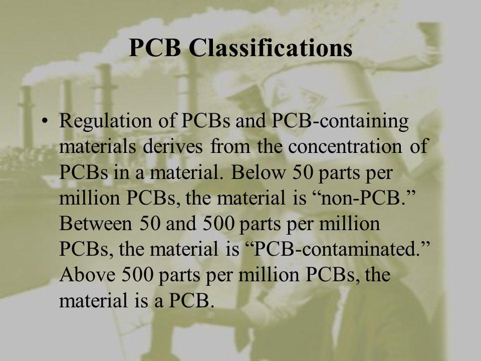 PCB Classifications