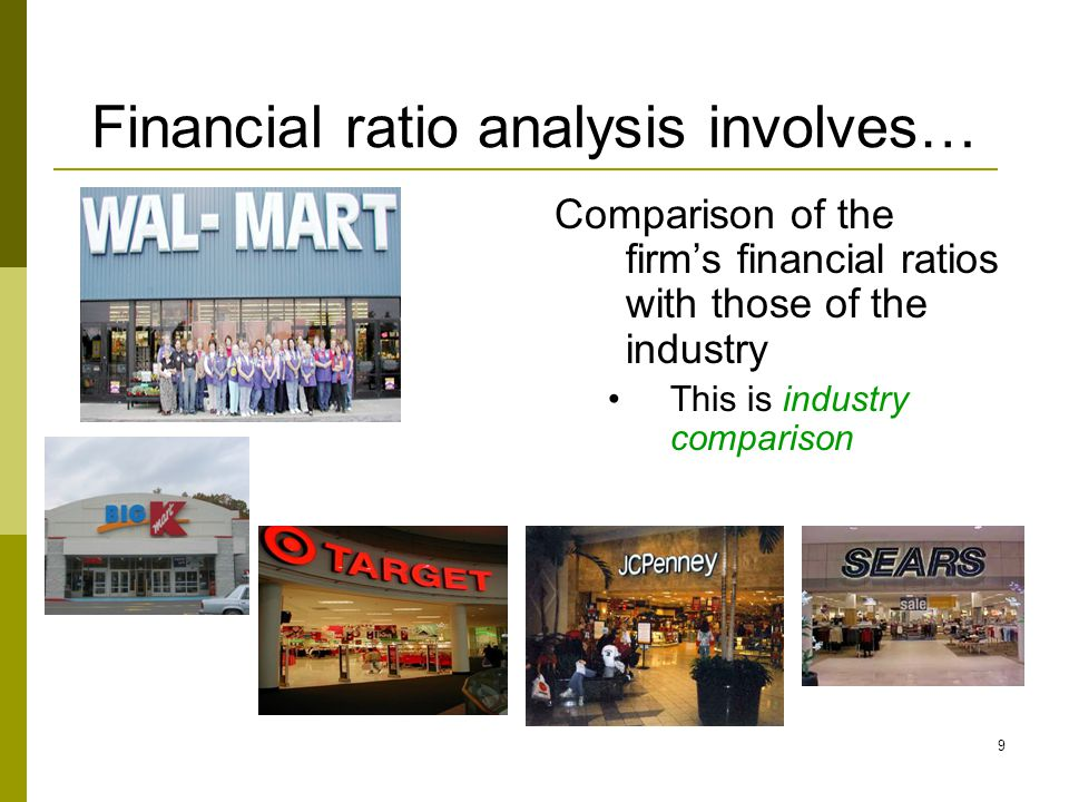 Financial ratio analysis involves…