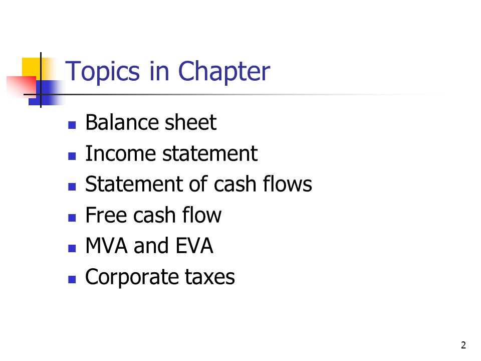 financial statements cash flow and taxes The statement of cash flows is one of the components of a company's set of  financial statements, and is used to reveal the sources and uses of.