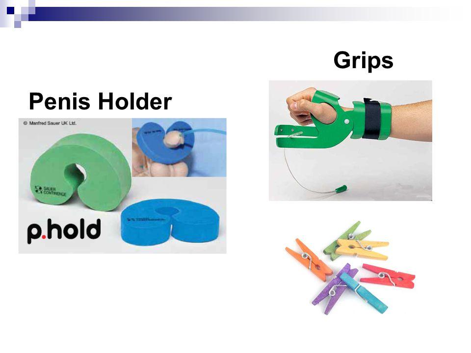 Grips Penis Holder