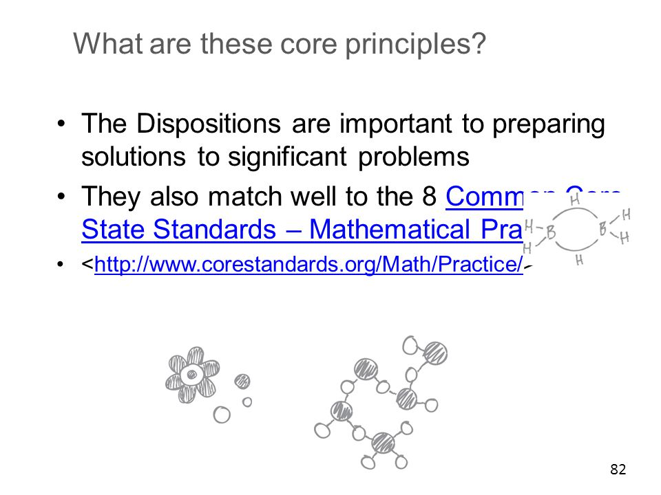 What are these core principles