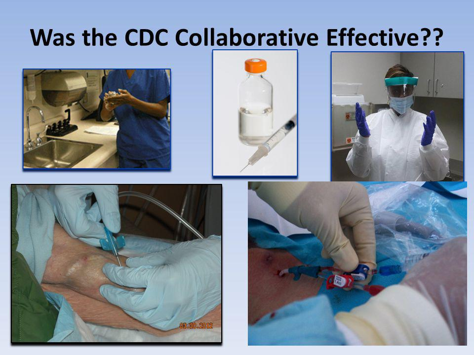 Was the CDC Collaborative Effective