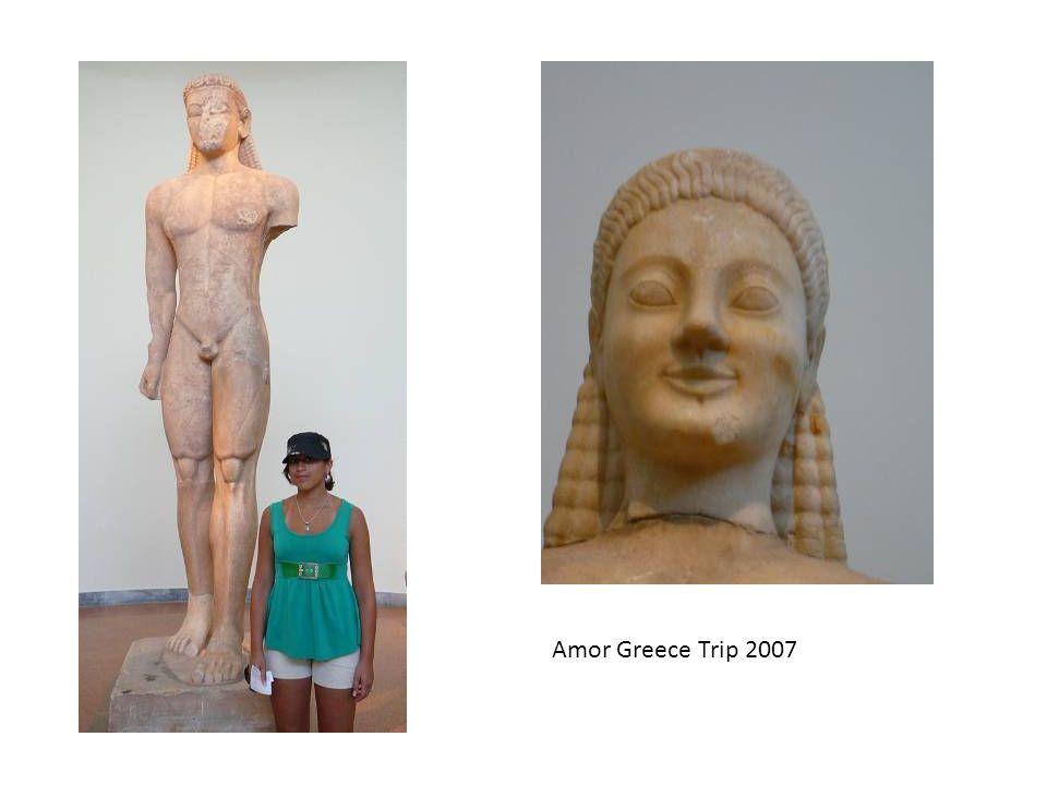Amor Greece Trip 2007