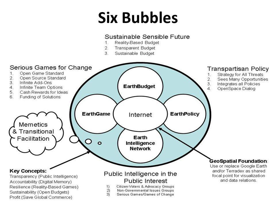 Six Bubbles