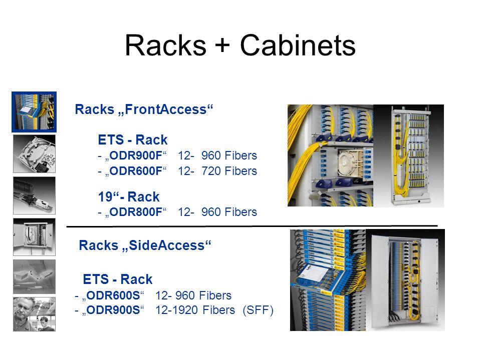 "Racks + Cabinets Racks ""FrontAccess ETS - Rack 19 - Rack"