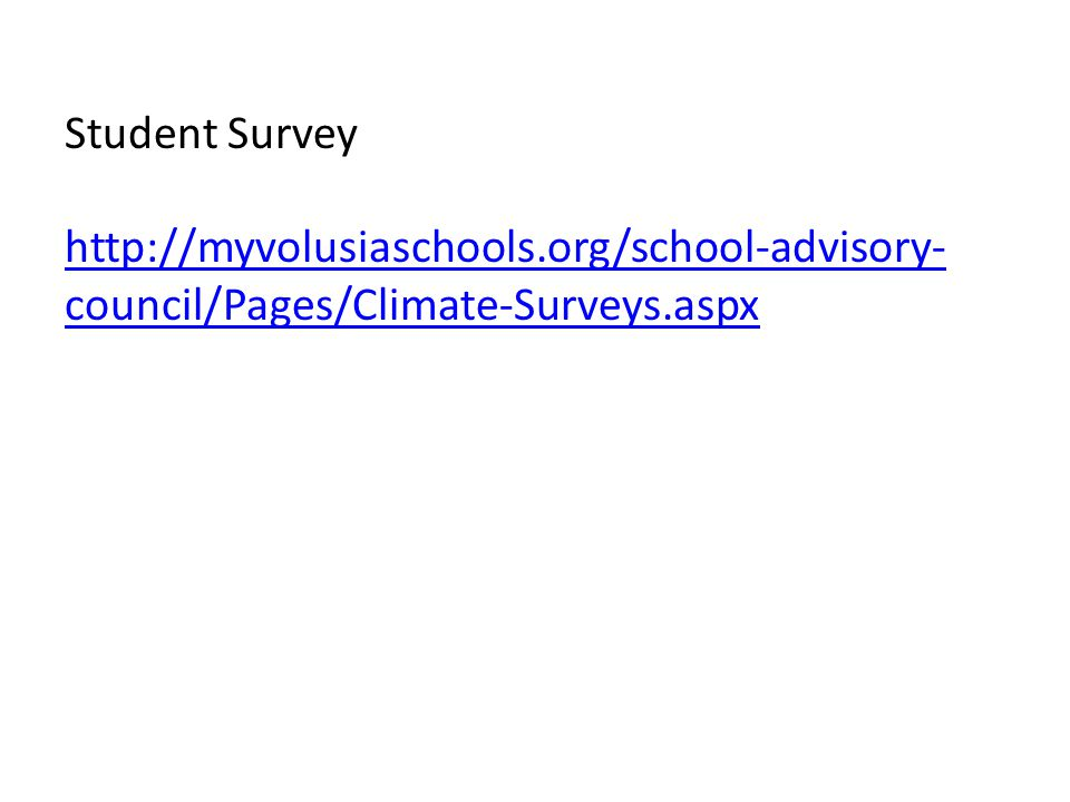 Student Survey - ppt video online download