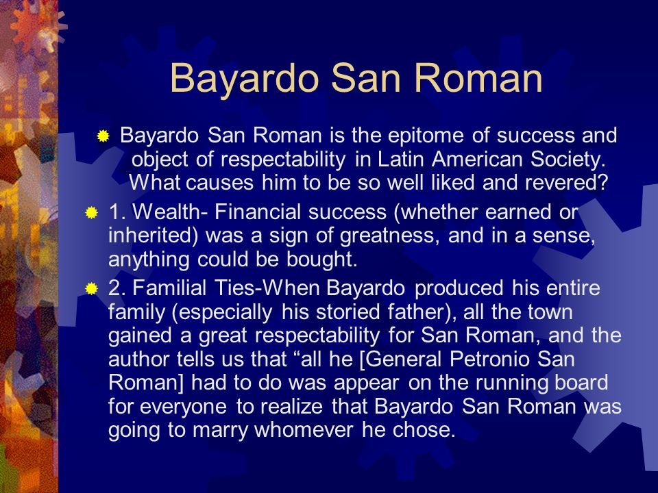 Bayardo San Roman