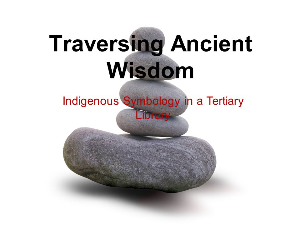 Traversing Ancient Wisdom