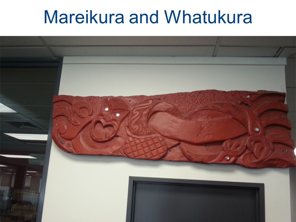 Mareikura and Whatukura