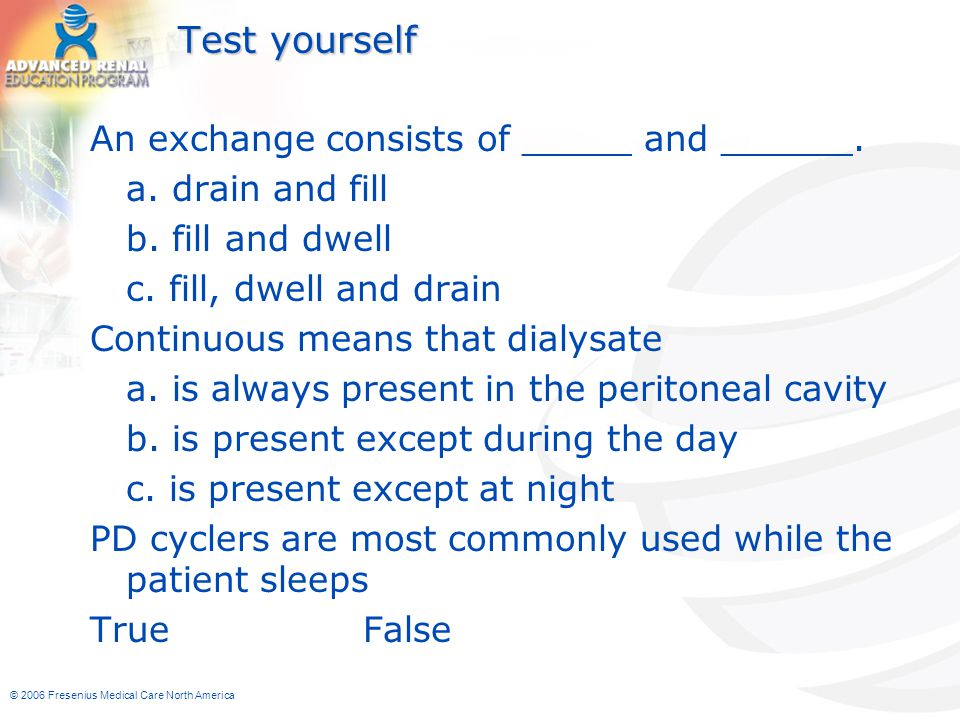 Test yourself An exchange consists of _____ and ______.