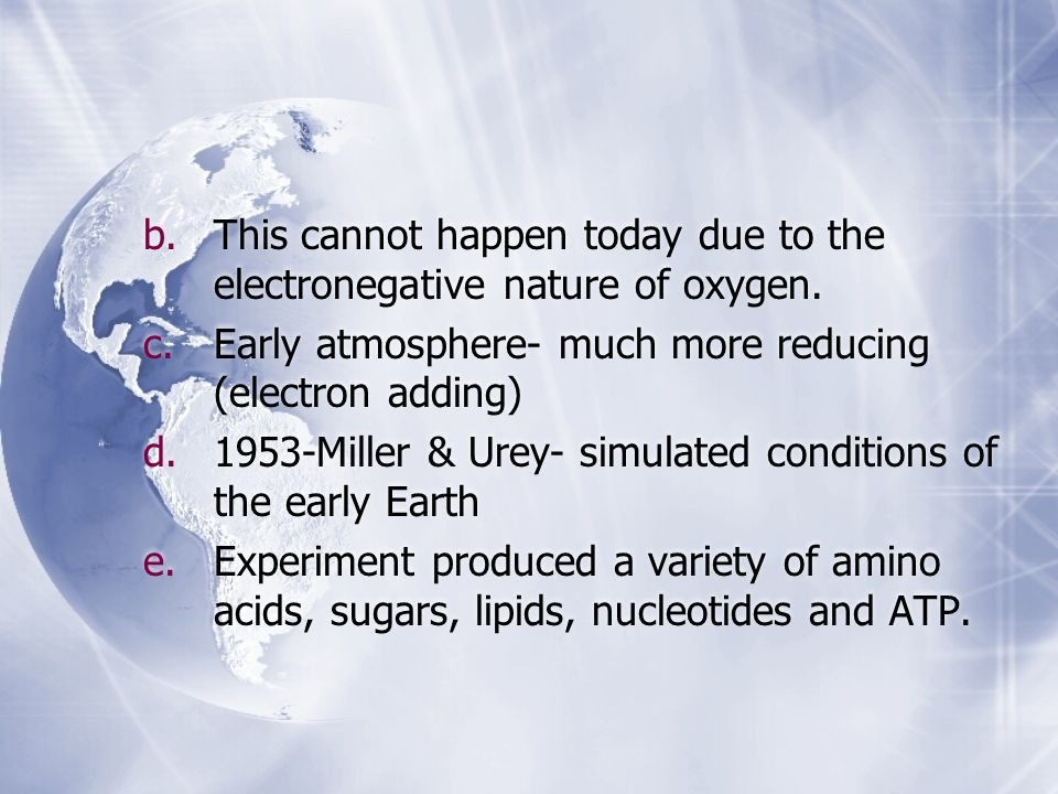 This cannot happen today due to the electronegative nature of oxygen.