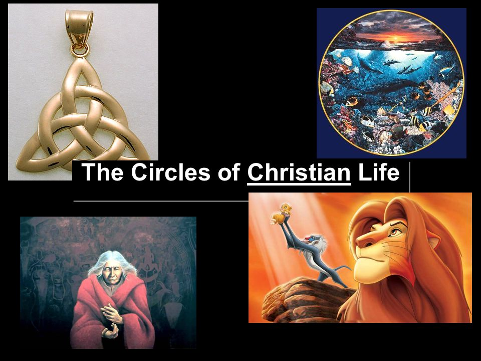 The Circles of Christian Life