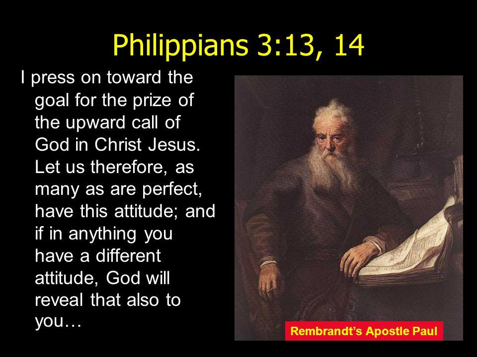 Philippians 3:13, 14